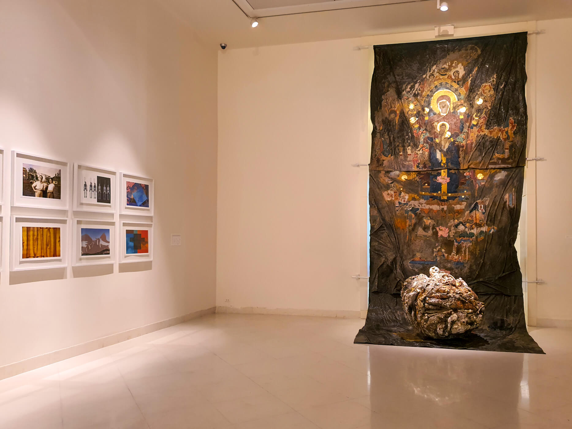 Thai visual artist all of time Modern Thai artist Student of Silpa Bhirasri, the father of modern art in Thailand